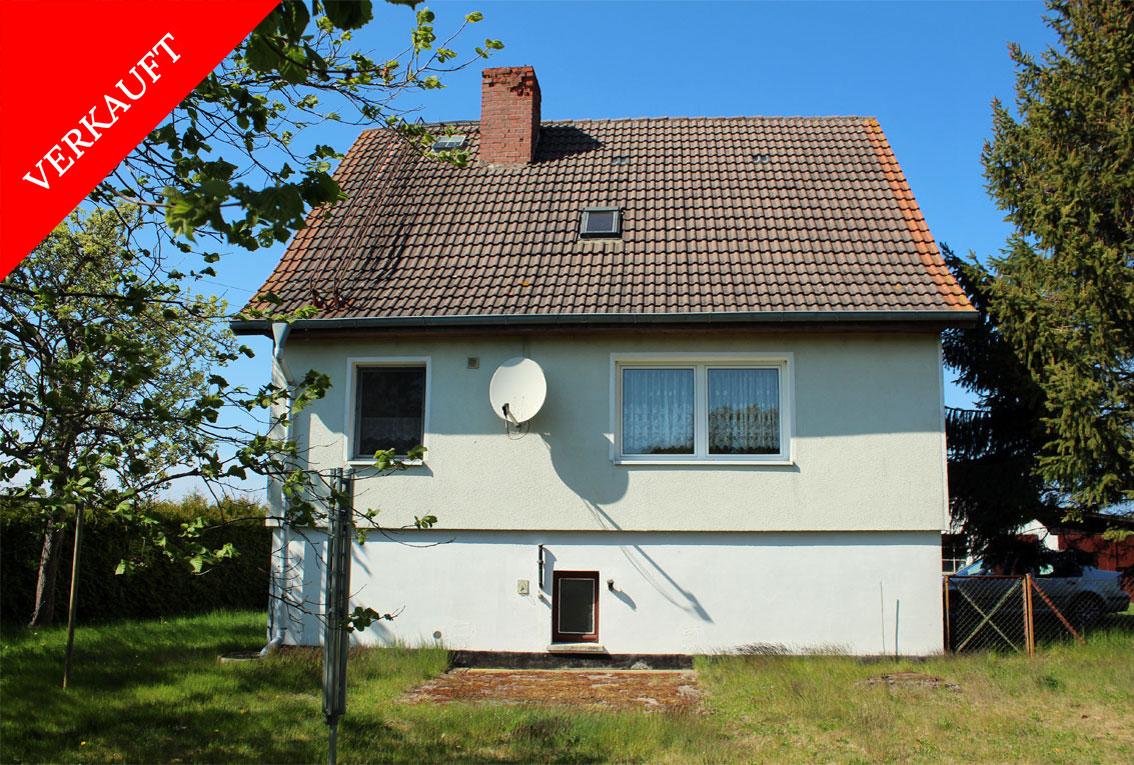 Einfamilienhaus in der Nähe des Bodstedter Boddens