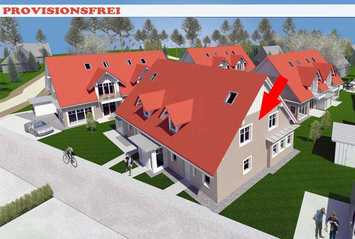 Charmante Wohnung mit Blick ins Grüne im Ostseebad Wustrow